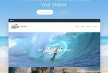 Wix Landing Pages / Get inspiration for your own landing pages, the latest updates on new Wix features and more.
