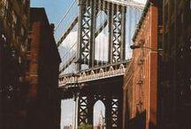 N.Y.C / by No Fernandes