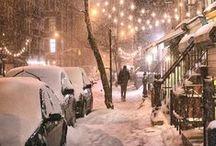 New York, New York / by Annabel Brooks