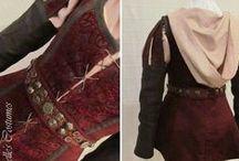 Narnia / Costumes