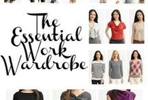 Office Style / chic and effortless style you can wear to the office.