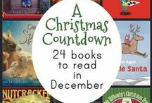 Christmas Books and Movies / We have a lot of Christmas books and movies!  Click on them to go to our catalog!