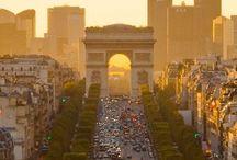 Dreaming of France / by Alyssa Harrott