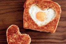 food - brekkie / delicious breakfast food ideas