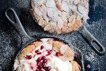 sweet treats - cakes | loaves | puddings
