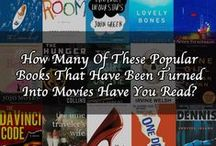 Read the Book First! / Upcoming movies based on books