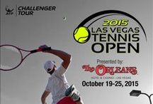Las Vegas Tennis Open / Las Vegas Tennis Open is an #ATP Challenger Series event that will be held October 17-25 at Frank & Vicki Fertitta Tennis Complex Las Vegas, NV