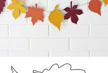 Thanksgiving / Decor and recipes