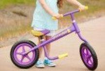 Balance Bike / A balance bike is a great way to teach your child to ride a bike.