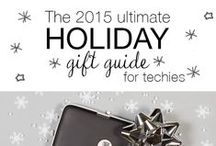 Top Kingston Holiday Tech Gift Guide 2015 / We asked and you answered: Here's what made the list for our top-must have gifts for the holiday season!