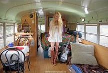 House on wheels / Home is where you park it