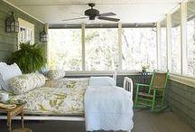 Porch Style / by Diane Piwowarczyk