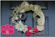 Creative Florals / by Diane Piwowarczyk