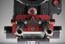 DOVETAIL SYSTEM / Introducing our new SHAPE dovetail system.  Perfect for the Sony F65, Red Epic & Scarlet, Canon C300 and much much more.