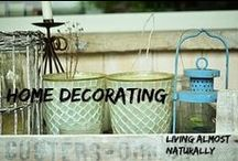 Home Decorating Ideas / Ideas on how to decorate my Home