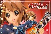 K-ON! / La más amplia gama de surtido en México! Por ser Online Shop de Japón, podrás encontrar las figuras K-ON!. Entrega a cualquier parte de la República Mexicana por 90 pesos. Tienda especializada de figures anime japonesas Animeca.
