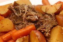 Food: Crockpot Beef