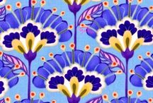 Colour Palettes & Patterns / Patterns