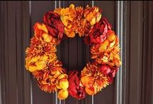 Everything Fall / Tasty treats and crafts for the Fall Season