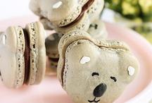 Tiny Treats / Macarons, Cookies, and other tiny treats