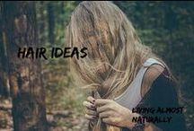 Hair ideas / Ideas for Styling Hair