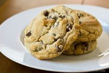 Cookies. / Lots of cookie recipes.  / by Maggie Mathias