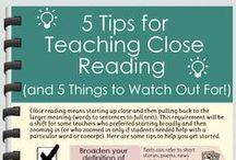 Éducation - lecture