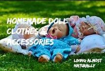 Homemade Doll clothes and Accessories / Homemade Doll clothes and Accessories
