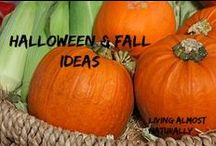 Fall and Halloween Ideas / Ideas for Crafts, Recipes, and Everything Fall or Halloween