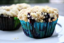 Muffins. / Any kind of muffin you could dream of.  / by Maggie Mathias