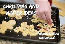 Christmas and Winter Ideas / Ideas for Christmas and Winter Crafts and Projects