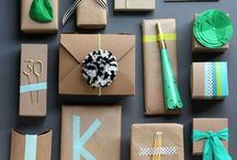 Presents and Party Ideas