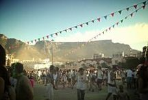 WE ARE ONE! #holifest / Cape Town WE ARE ONE Colour Festival 2014