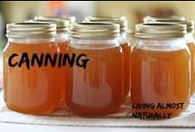 Canning / All about Canning foods