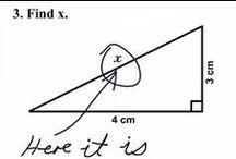 Éducation - réponses d'examen