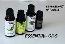 Essential oils / Ways to use Essential Oils in your Home