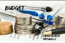 Budget / How to live within a budget and save money