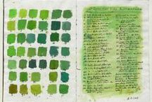 Vert Green Verde