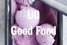 UO Blog Good Eats / Mouth watering food from the Urban Outfitters Blog and more.