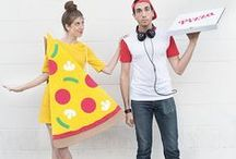 Clever & Creative Costumes / Easy DIY Halloween Costumes