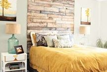 Master Bedroom / by Holly Kennedy