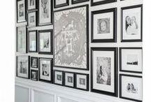 Walls / Wall art / by Allison