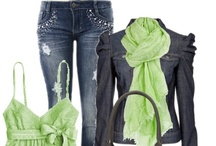 clothes and outfits!! / by Robyns pins