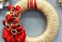 wreaths / by Brenda Sharpe-Burrup