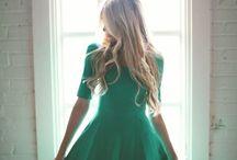 {dress} to impress / by Carma Scott