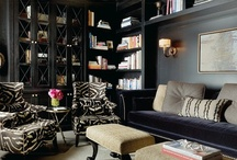 office/library  / by Samantha Beckett