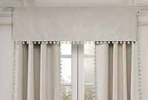 window treatments / by Samantha Beckett