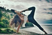 Yoga Everywhere / yoga poses from around the world (we want to see yours, too!)