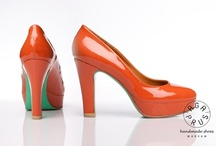 I love shoes / collection of handmade shoes by Aga Prus