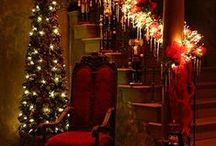 Christmas  / A collection of Christmas inspiration that I would like to try at my own home ~ The Magpie's Nest